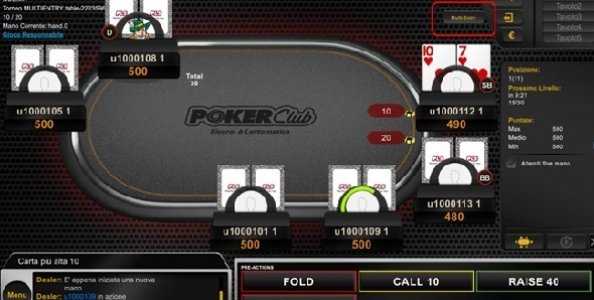 Nuova patch del software Poker Club: ecco tutte le incredibili novità!
