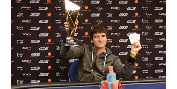 Urbanovich domina l'EPT Player of the Year: Bendinelli sul podio, Sammartino nella top 10