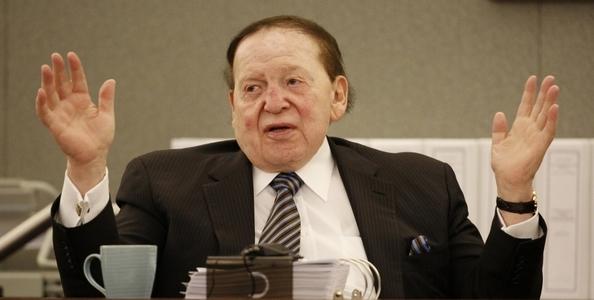 Il nemico dell'online Sheldon Adelson indagato per corruzione e legami con la Triade cinese