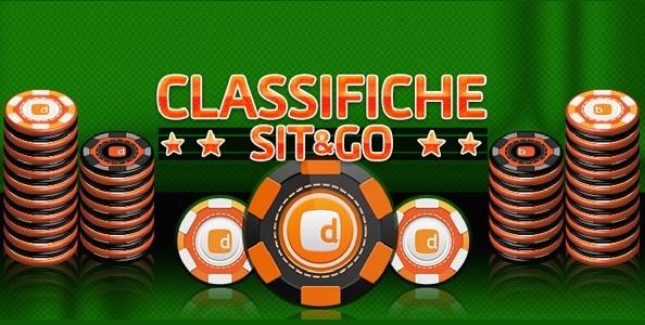 Su GDpoker arrivano le classifiche SNG: ogni settimana 5000€ garantiti in palio!