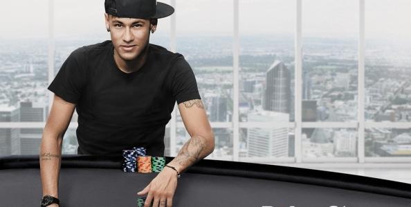 Niente CR7, PokerStars si tinge di blaugrana: Neymar è il nuovo testimonial della picca rossa!