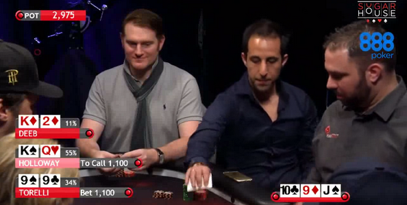 La regola d'oro del poker spiegata da Alec Torelli
