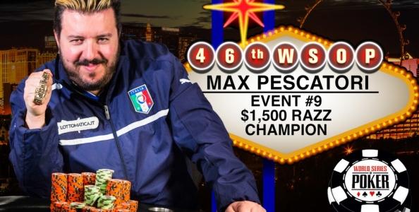 """Polemiche sul GPI WSOP Player Of The Year, Kessler: """"Perché Hastings e Pescatori non sono in top 3?"""""""