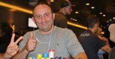 Venetian Game X – 913 entries, in 246 al day2: Mirco Ferrini massive chipleader