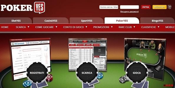 I tornei notturni di PokerYes: buy in abbordabili per garantiti interessanti!