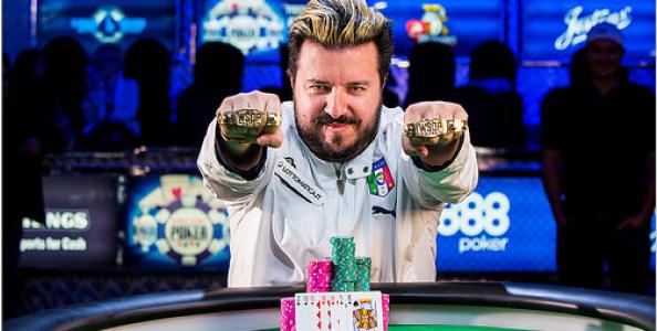 WSOP – Max Pescatori nella storia: vince il quarto braccialetto!!!