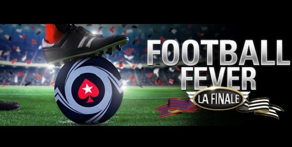 La Football Fever di PokerStars.it: indovina la finale di Champions e vinci un ticket per un torneo da 5000€ GTD