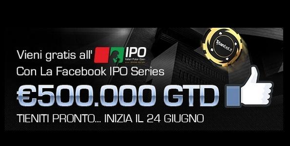 Tornano le Titanbet Facebook Series: in palio token per i Super Satelliti IPO 19