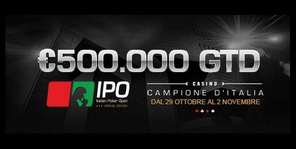 Su Titanbet Poker arrivano i satelliti per l'Italian Poker Open 19