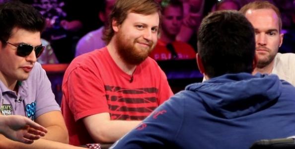 Il chipleader dei November Nine Joe McKeehen: un campione di Risiko con 4 milioni di vincite totali