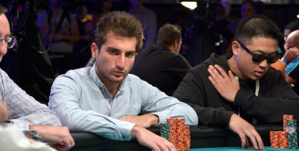 L'ascesa di Federico 'themonster6' Butteroni: dai 14.000€ vinti su PokerStars al final table del Main Event WSOP!