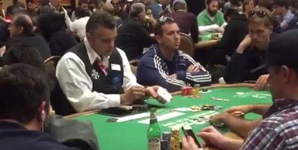 """""""Cheating al Main WSOP tra un dealer e un giocatore!"""" Jessica Dawley accusa su Twitter, le WSOP indagano"""