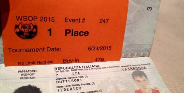 """Debutto a Las Vegas con shippo per Federico Butteroni: """"Il lavoro nelle fattorie in Australia mi ha rigenerato"""""""