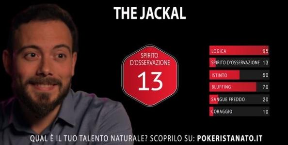 """Nell'ultima clip dei """"The Jackal"""" fa capolino 'Pokerista nato' di Pokerstars!"""