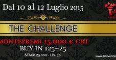 A Venezia sbarca il The Challenge targato Tilt Events: prima edizione dal 10 al 12 luglio con 15.000€ GTD!