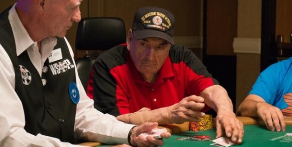"""WSOP – 94 anni e non sentirli: William Wachter, secondo più anziano di sempre al Main, passa al Day 3! """""""