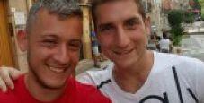 """Federico Butteroni incontra Fillippo Candio: """"Da lui buoni consigli, aspetto i video per studiare gli avversari"""""""