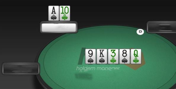Quando un blocker fa la differenza: il bluff al river nel Cash Game