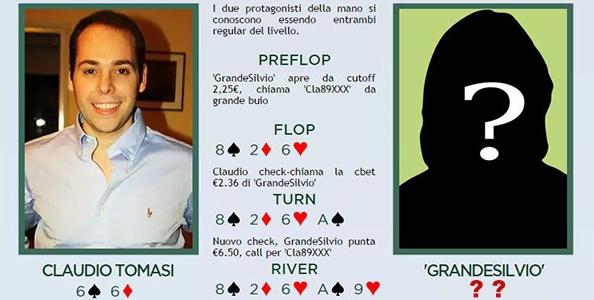 "Cash Game Analysis – Un hero fold di Claudio ""Cla89xxx"" Tomasi"