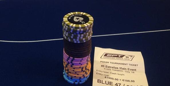Sbarcano le nuove chips allo European Poker Tour: out rosso e nero, compare il rosa.