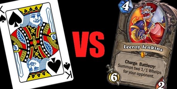 Hearthstone minaccia il mondo del poker? Secondo il presidente della Global Poker Index Alex Dreyfus sì