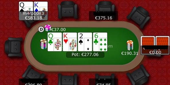 Easy-fold o hero-fold? Una mano giocata da Francesco 'M4rp10n3' Lacriola al NL200!