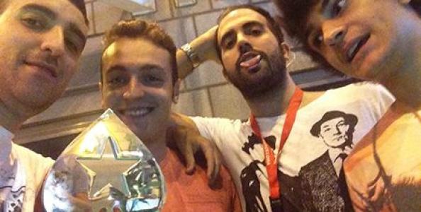"""""""Giocare il Main EPT è da sempre il mio sogno, ora potrò realizzarlo!"""" Roberto Morra vince la picca nel side event hyper turbo da 1100€"""