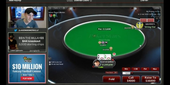 Jason Somerville vince il primo torneo live su Twitch… con oppo in sit out durante l'heads-up!