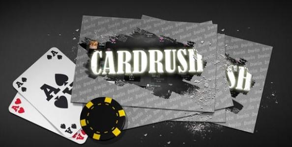 Card Rush: a settembre 750.000 biglietti a vincita istantanea su bwin!