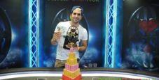 """Gianluca Escobar in estasi per il suo primo sigillo live: """"Puntavo solo ed esclusivamente al trofeo!"""""""