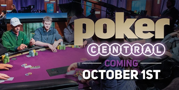 Al via Poker Central, il primo network mondiale che trasmetterà poker 24 ore su 24