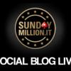 Social Blog Sunday Million VII edizione
