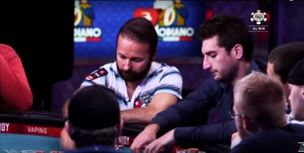 Fede accanto a Negreanu: il video-riassunto del Day7 del Main Event WSOP