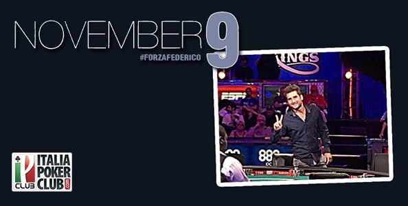 Social Blog Final Table WSOP 2015 Main Event