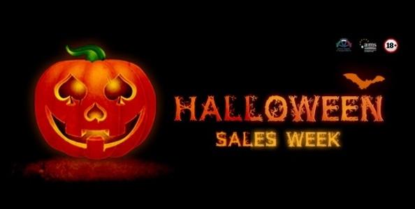 Su Titanbet Poker arriva la Halloween Sales Week: sconti sui tornei del palinsesto fino al 100% del buy in!