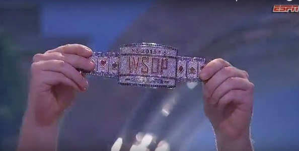 [VIDEO] Tutto il tavolo finale del Main Event WSOP 2015