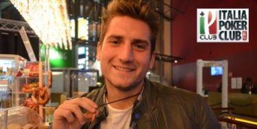 """Federico Butteroni devolve il 20% della vincita del Sunday Special in beneficenza: """"Felice di dare un contributo!"""""""