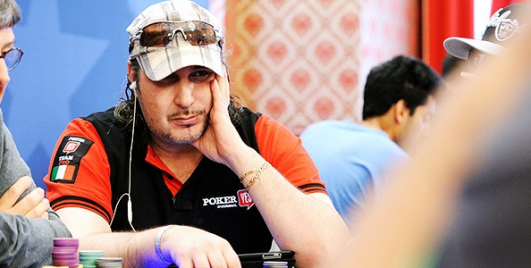 Massimo Mosele ottavo al Domenica All-In di PokerYes, 'Ovolo81Plex' chipleader all'Explosive