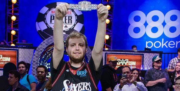 Joe McKeehen è il nuovo campione del mondo di poker!