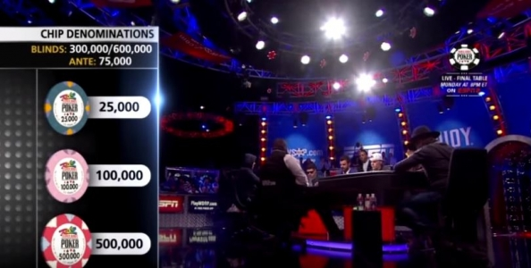 Final table Wsop – Beckley tribet/folda coppia di Jack a 4 left: il punto di vista dei pro