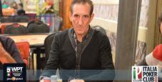 WPT National Venezia: Damiano Antrone al comando del day 1A