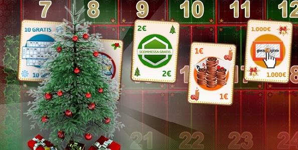 Su Gioco Digitale arriva il Calendario dell'Avvento: ogni giorno fino al 24 dicembre tantissimi premi in palio!