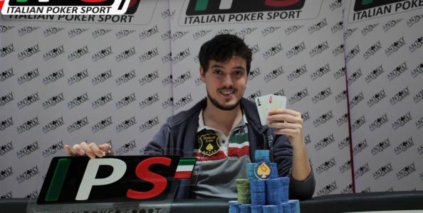 Il timbro di Darietto! Minieri vince il Grand Final IPS 7 a San Marino