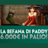 Su Paddy Power Casinò arriva la Classifica della Befana: in palio un montepremi complessivo di 6000€!