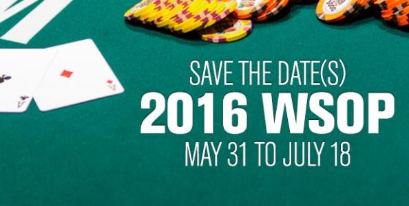 Le prime anticipazioni sulla 47ª edizione WSOP: il Colossus batterà il suo record con 7 milioni di montepremi garantito