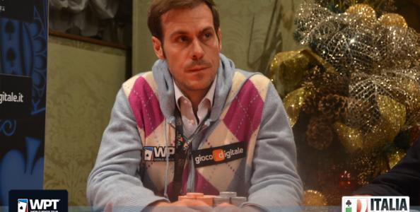 """Zumbini sul WPTN Sanremo: """"Tornare ai tavoli dopo un break così lungo mi darà grande entusiasmo!"""""""