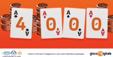 4000€ in palio con la nuove Classifiche Cash di Gioco Digitale!