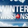Su PokerStars.it arrivano le Winter Missions: in palio premi fino a 1000€!