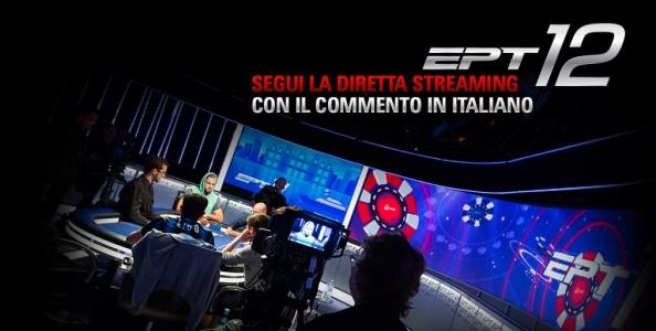 Guarda la diretta streaming dell'EPT Dublino!