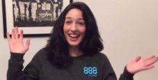 """Kara Scott entra nel team 888 ed è pronta per il draft GPL: """"Che giornate intense! Sono al settimo cielo"""""""